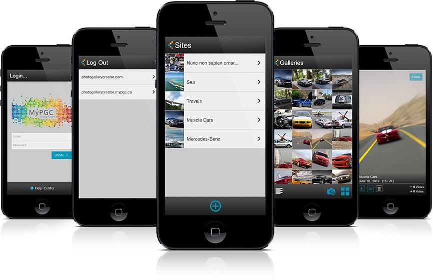 MyPGC iOS App