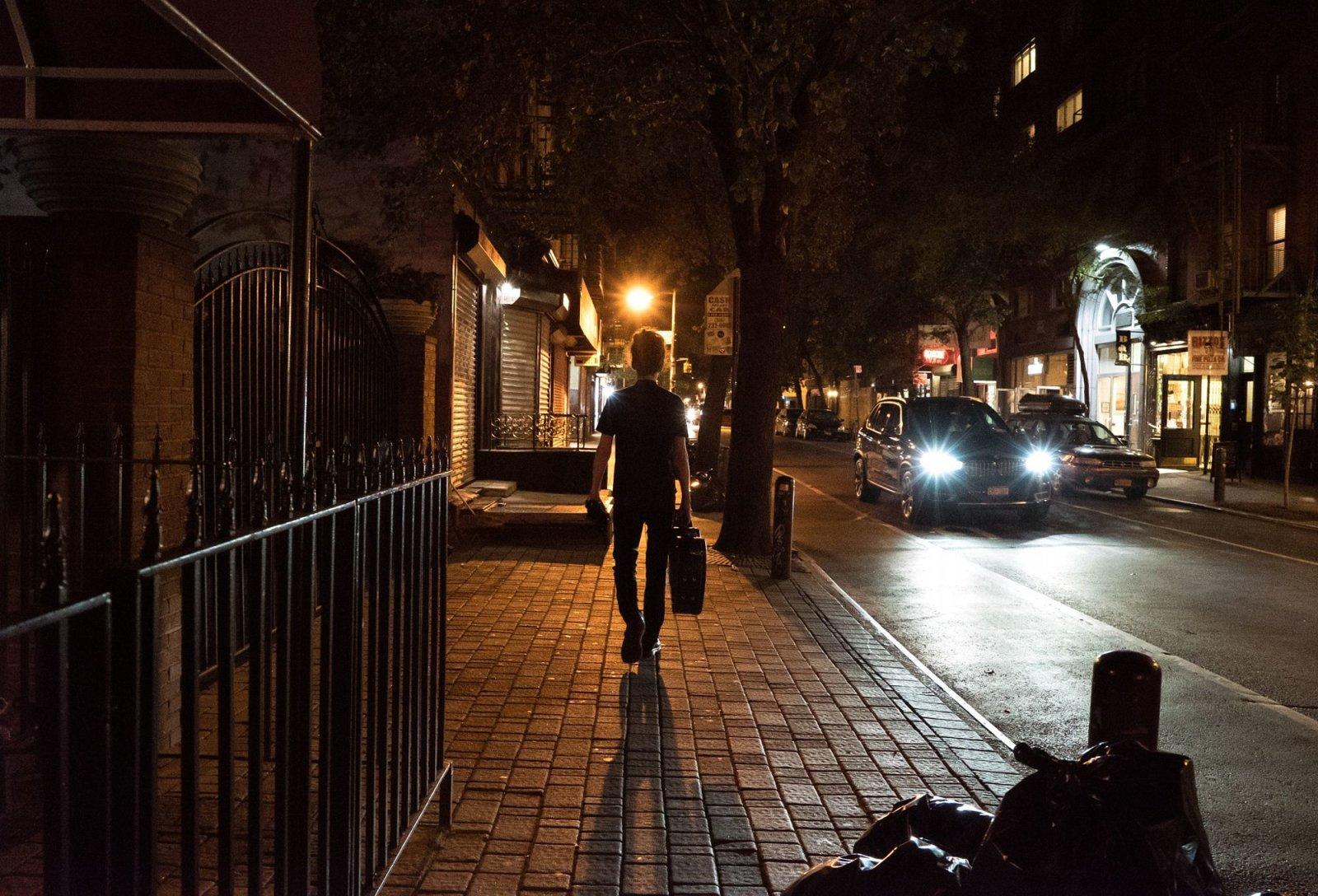 New York City - Night - Lower East Side
