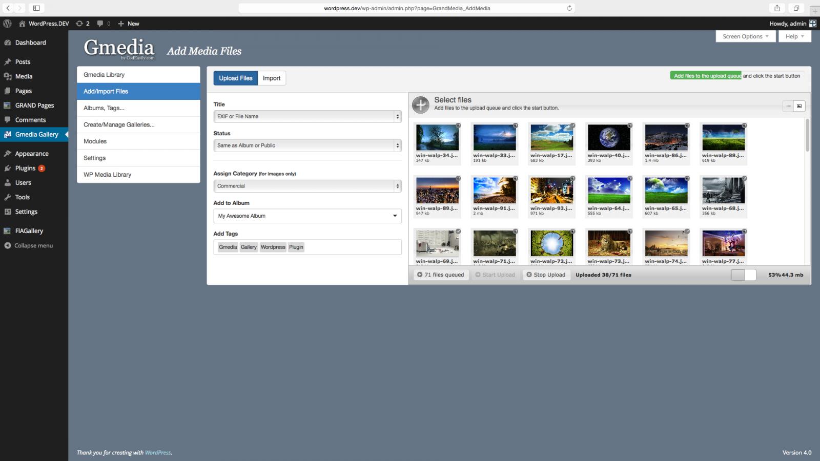Gmedia Screenshot2