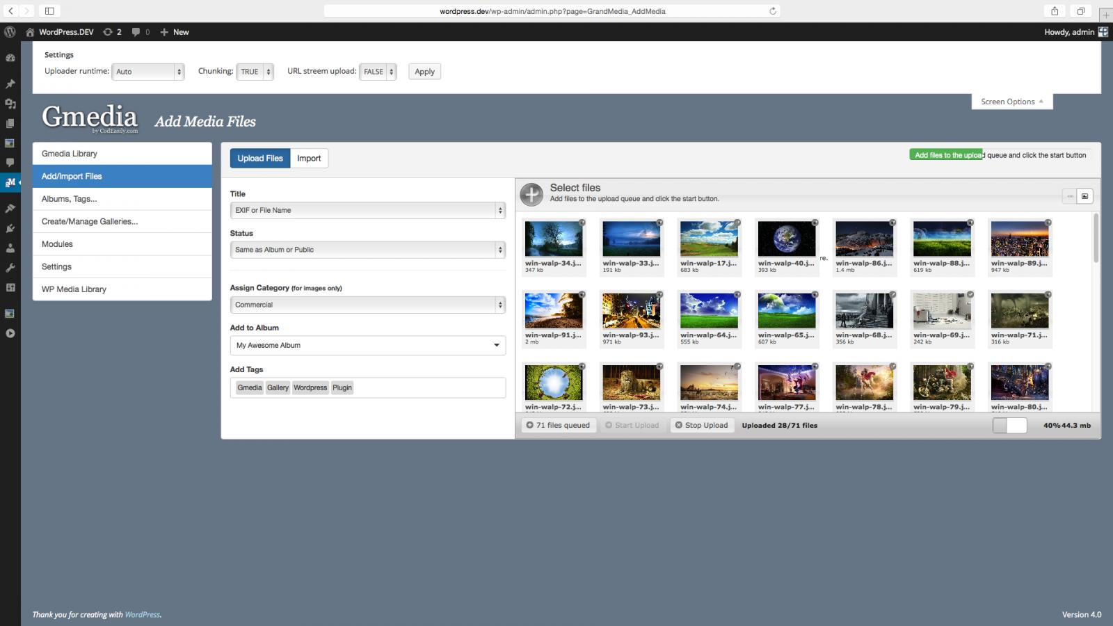 Gmedia Screenshot3
