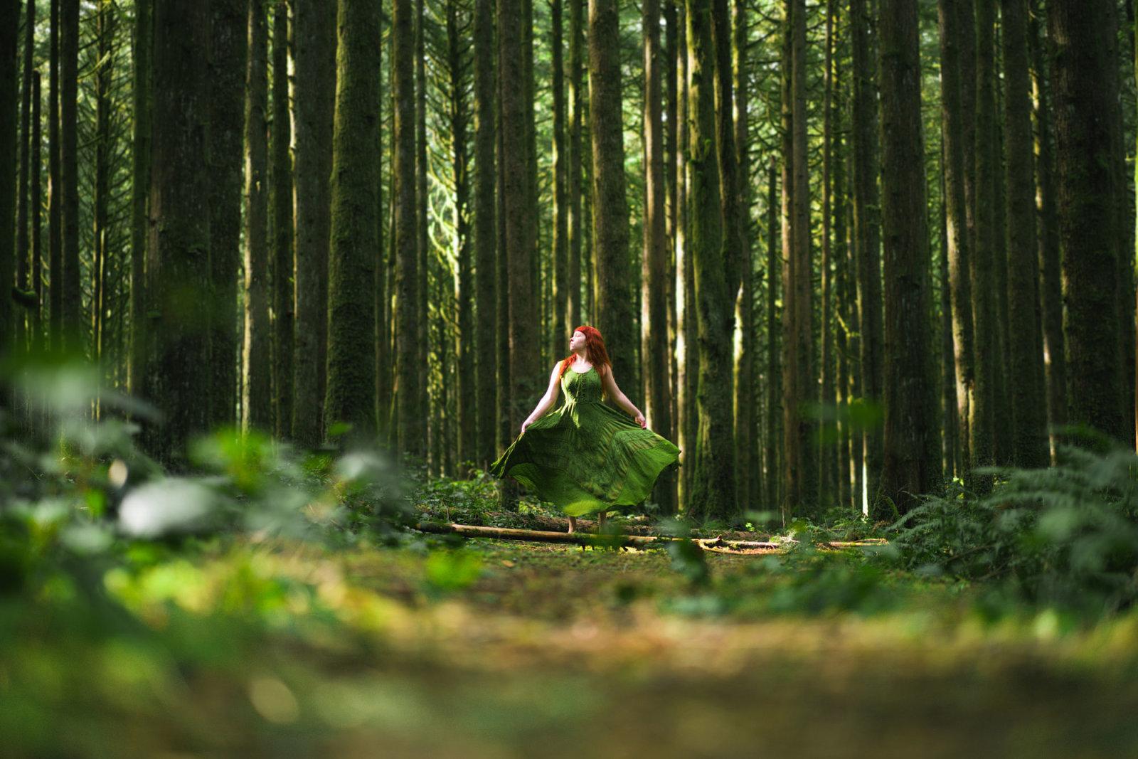 The Woodland Fairie