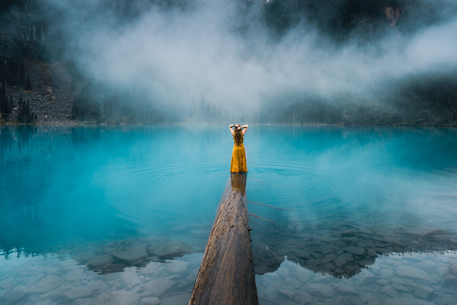 Mystical Waters