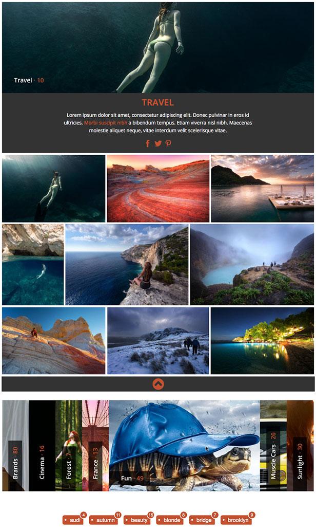 PhotoCluster 1.8 | Gallery Module for Gmedia plugin - 1