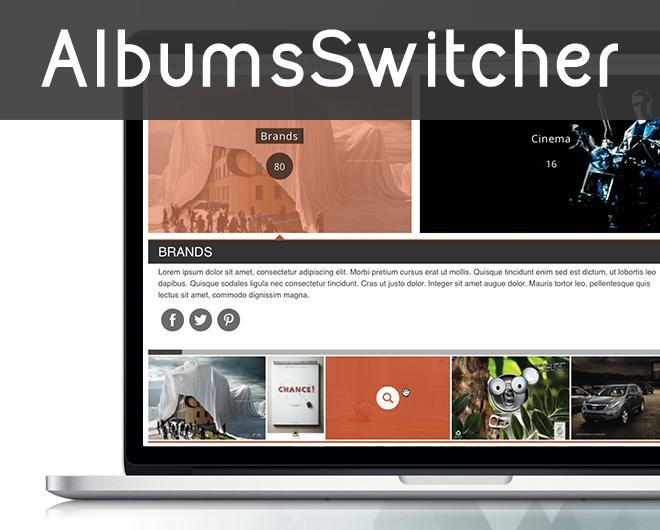 AlbumsSwitcher