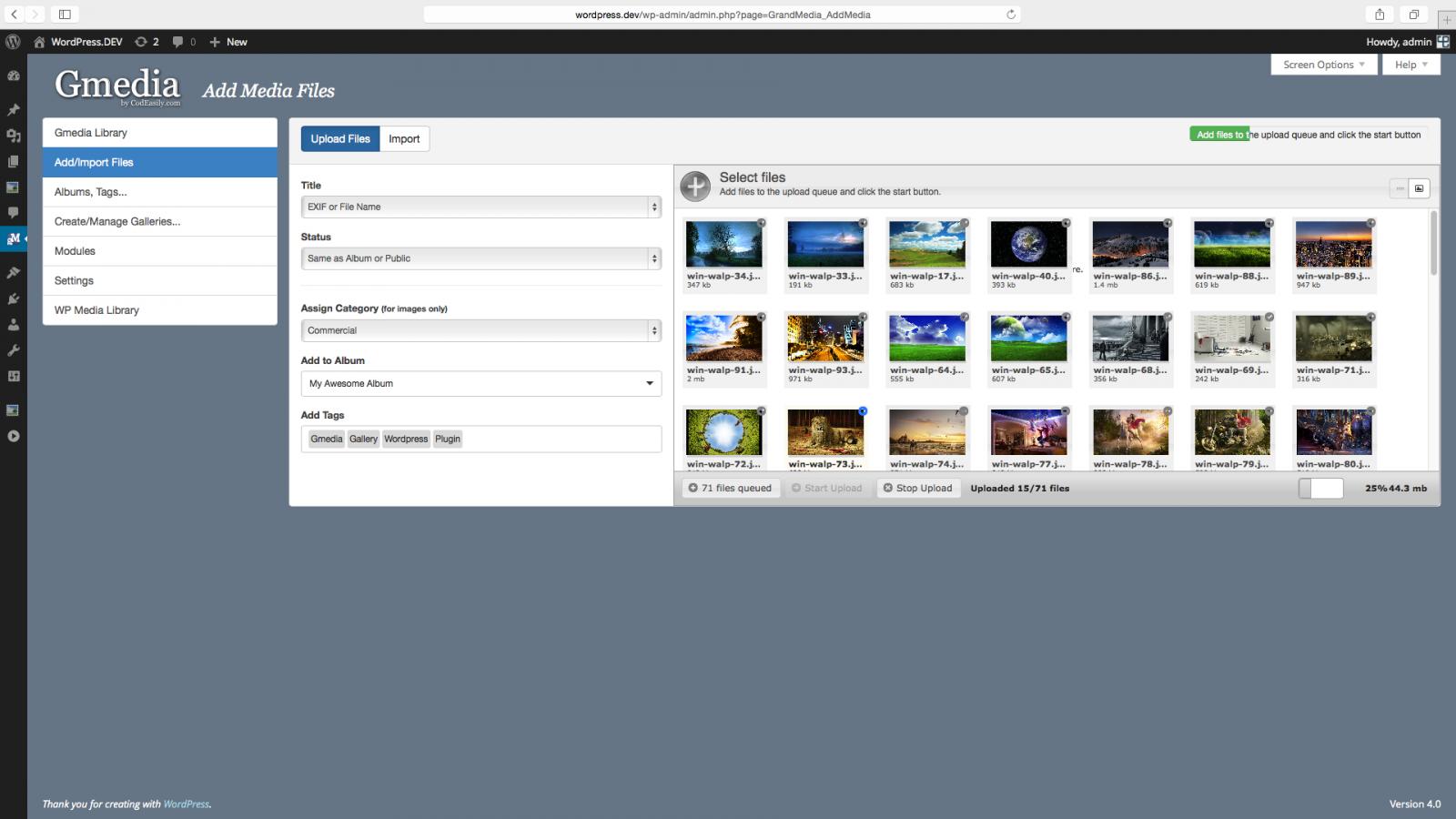 Gmedia Screenshot4