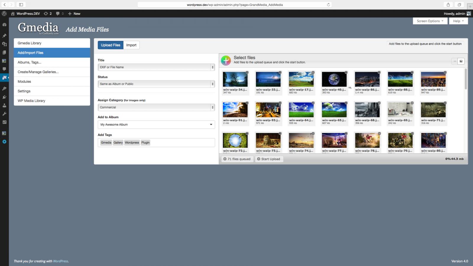 Gmedia Screenshot5
