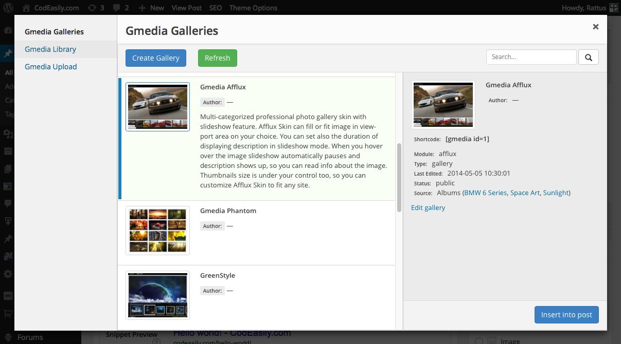 Gmedia Screenshot7