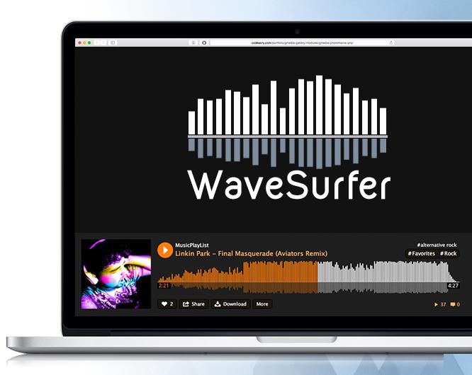 WaveSurfer