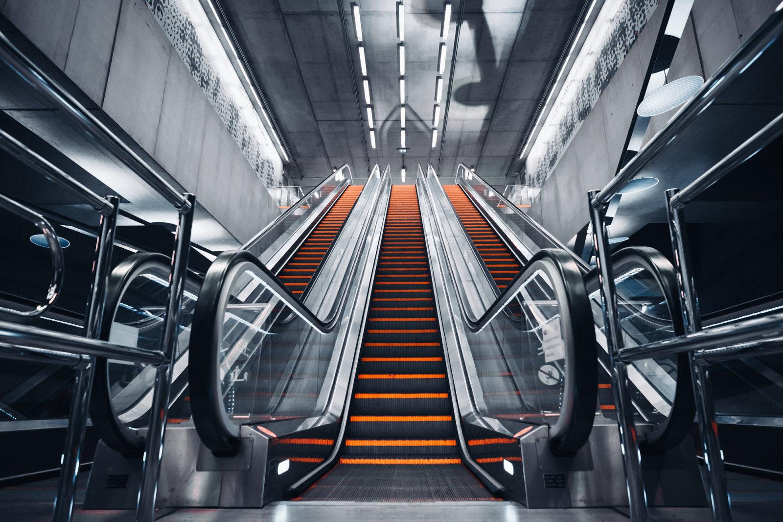 Urban Stairs