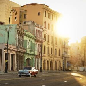 Havana, Cuba. November 2015.