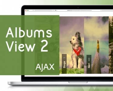 AlbumsView 2