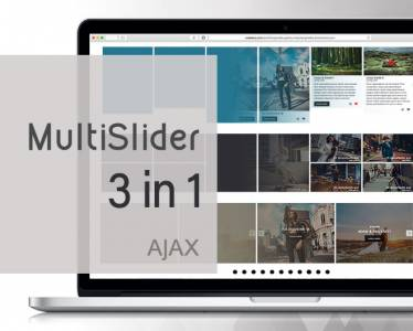 MultiSlider 3in1