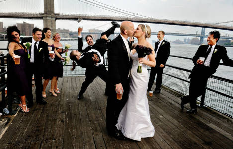 Rules for Shooting Wedding Group Photos
